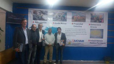 Funcionarios de Tandil y Montevideo intercambiaron experiencias sobre políticas públicas