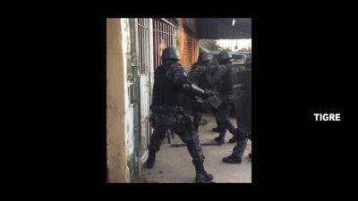 Por una denuncia al 0800-Drogas NO, detuvieron a los miembros de una red de venta de droga en Tigre