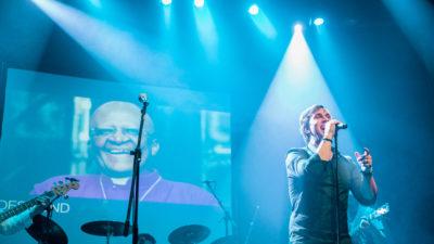 """ODINO brilló """"con luz propia"""" en la presentación de su último álbum """"Un Nuevo Comienzo"""""""