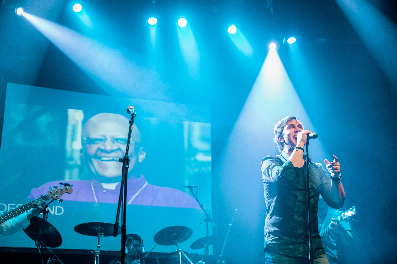 ODINO Faccia será homenajeado en el Congreso Nacional por difundir con su música mensajes de paz en el mundo