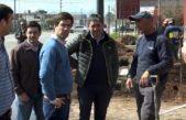 Mercedes / Ustarroz apuesta fuerte a la obra pública