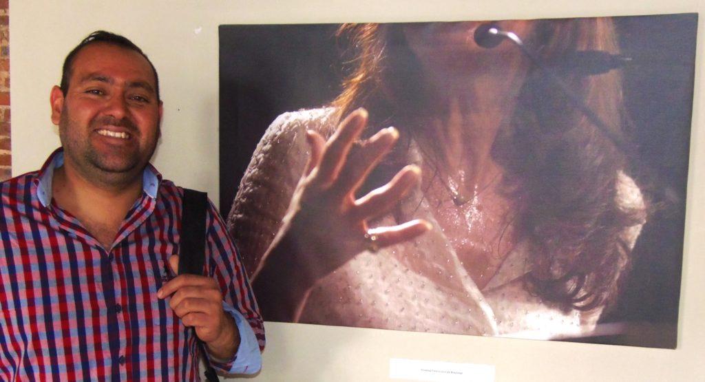 """Matías Ramírez, presenta """"Política, la Otra Cara"""""""