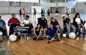 Estudiantes de la UNLP desarrollaron sillas de ruedas especiales para jugar al fútbol