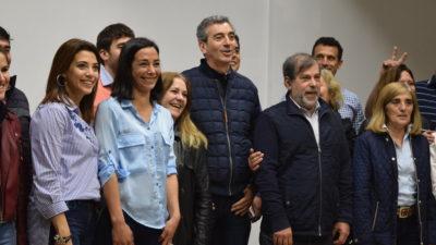 """Randazzo en La Plata pidió """"seguir militando para lograr la reconstrucción del peronismo"""""""
