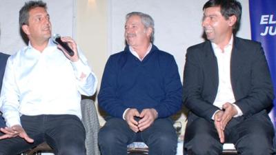 """Massa a Vidal """"le pedimos que con urgencia ejecute el presupuesto del fondo hídrico"""""""