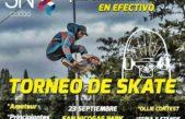 """El próximo sábado llega """"Skate en Acción"""" a San Nicolás"""
