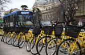 La Plata/ Ya están en funcionamiento los bicicleteros municipales en las plazas San Martín y Malvinas