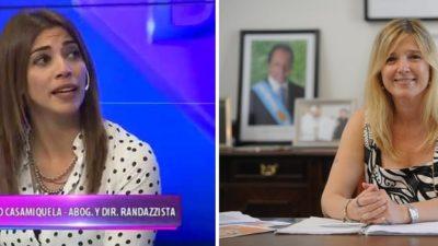 """Casamiquela cruzó a Alvarez Rodríguez tras el pedido a Randazzo que """"renuncie a sus ambiciones personales"""""""