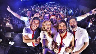 La Plata / Agapornis, Caracol a Contramano y Julián Serrano serán de la partida para festejar el Día de la Primavera