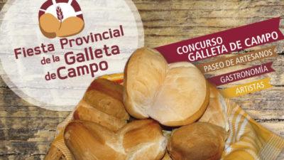 "La ""Fiesta de la Galleta de Campo"" llega a San Andrés de Giles"