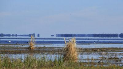 Inundaciones: No habrá trasvase de agua en las Lagunas Encadenadas del Oeste