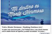 """Monte Hermoso compite en """"Turismo Tripin"""" entre los mejores destinos turísticos argentinos"""
