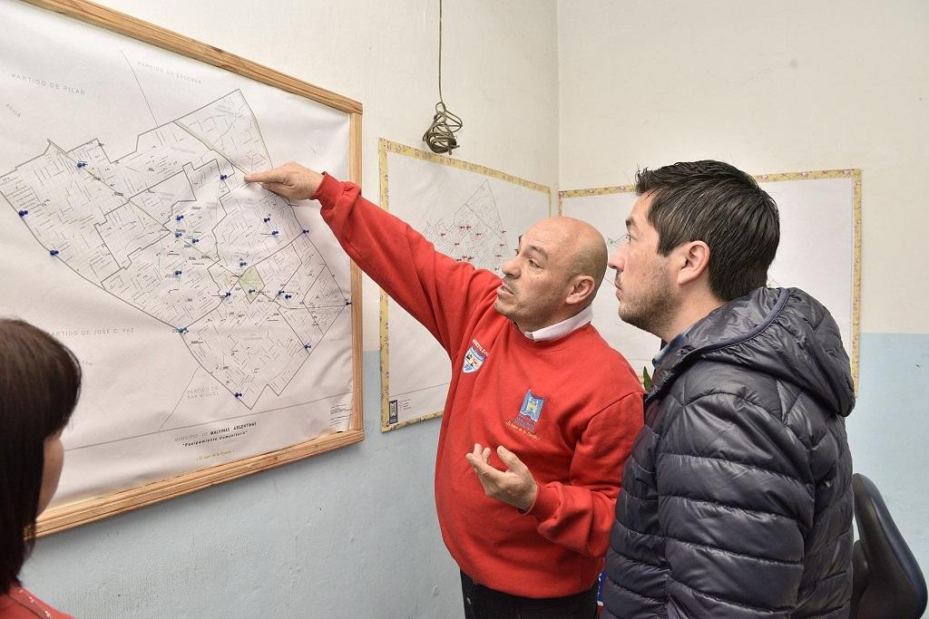 M. Argentinas / El municipio tuvo que aplicar el protocolo de crisis por el temporal del domingo