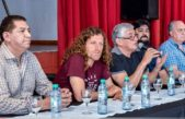 En el Día de la Lealtad, Sindicatos de la Región Capital mostraron su preocupación por la situación de Astillero Río Santiago