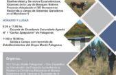 """Patagones / Se realizará la jornada """"Alternativas para una ganadería sustentable en la región del monte"""""""