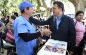"""Massa en el conurbano profundo """"para nosotros la clase media es el motor de la argentina"""""""