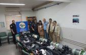 Bahía Blanca / Proceso APELL entregó elementos a personal de respuesta a emergencias