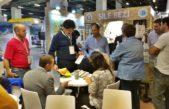 Sarquis estuvo en el 45º Congreso Mundial de Apicultura en Turquía para potenciar la miel bonaerense al mundo