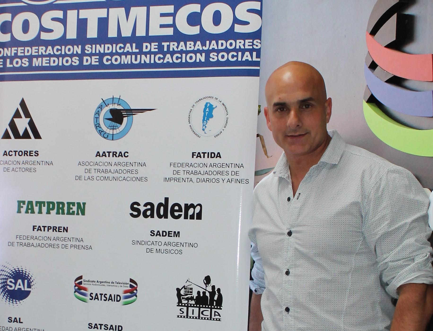 """Micheletti sobre las paritarias en Televisión: """"Nos piden la reforma del Convenio y nosotros no vamos a rescindir derechos"""""""
