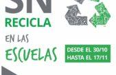 San Nicolás / Reciclaje en las escuelas a cambio de tablets y un viaje al Parque de La Costa