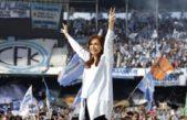 Con liturgia peronista Cristina cerró campaña en Racing
