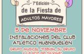 Cnel Suárez / Se viene la 7º edición de la Fiesta de los Adultos Mayores en Huanguelén