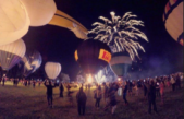 "En Campana se realizó la ""Ballon Fest Argentina"": un festival de globos aerostáticos"