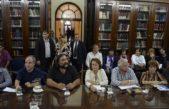 El Frente de Unidad Docente comenzó a debatir Condiciones Laborales y de Salud