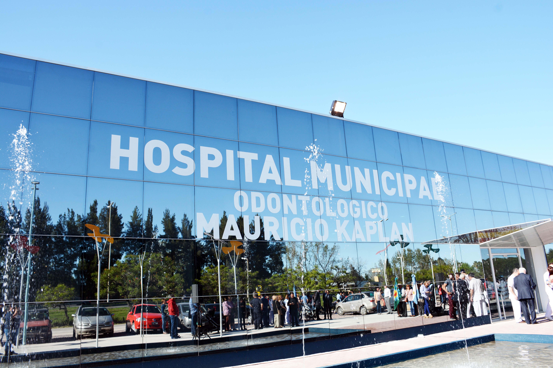 """General Rodríguez / Comenzó a funcionar el nuevo Hospital Municipal Odontológico """"Mauricio Kaplan"""""""