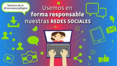 Educación comenzó una campaña de concientización sobre el uso de las redes sociales