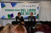 """Felipe Pigna se hizo presente en la Feria del Libro de Merlo: """"la cultura es un valor agregado que tiene la Argentina"""""""