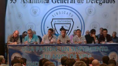 """La Fraternidad: """"Revitalizar nuestros ferrocarriles constituye una imperiosa necesidad"""""""