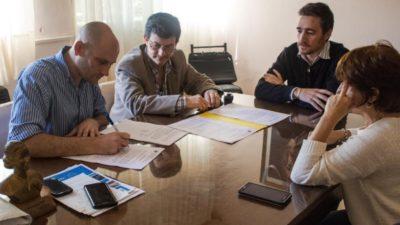 """Alberti suma lotes al """"Banco de Tierra"""" para frenar la especulación inmobiliaria"""