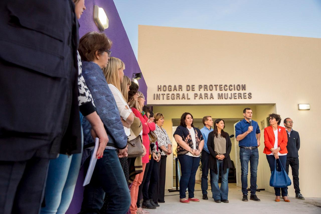 Bolívar / Se inauguró el Hogar de Protección integral para Mujeres