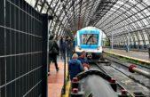 772 días después, comenzará a funcionar el tren eléctrico a La Plata