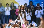 """Cristina criticó a Macri por armar """"listas negras"""""""