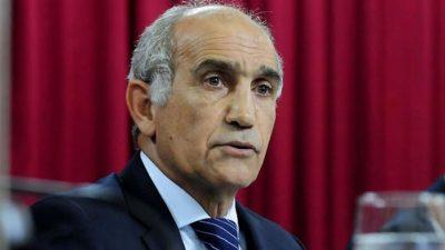 El vicegobernador Salvador defendió el revalúo fiscal que se viene en la Provincia