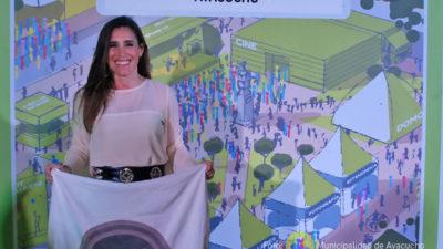 """Ayacucho /  Soledad Pastorutti en el programa 'AcercArte': """"todo es producto de la perseverancia y el trabajo"""""""