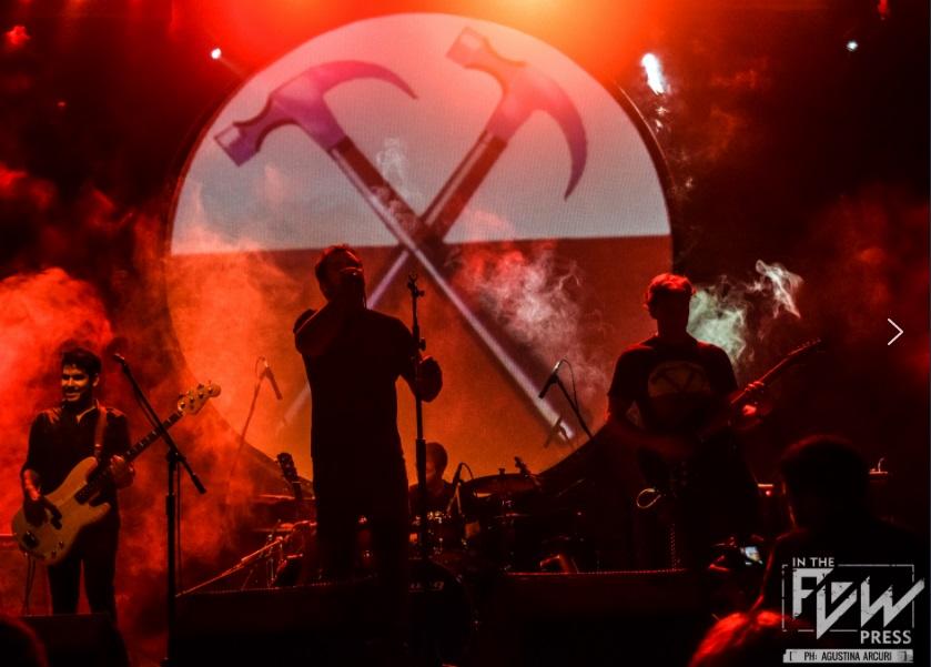 Llega a La Plata, la banda tributo a Pink Floyd más potente de argentina