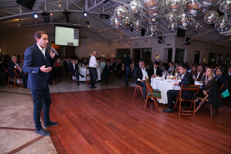 """Garro y Bullrich en una cena de Cambiemos en La Plata """"somos una generación que quiere cambiar la historia"""""""