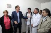 La Plata / Nuevas obras en el Hospital San Juan de Dios