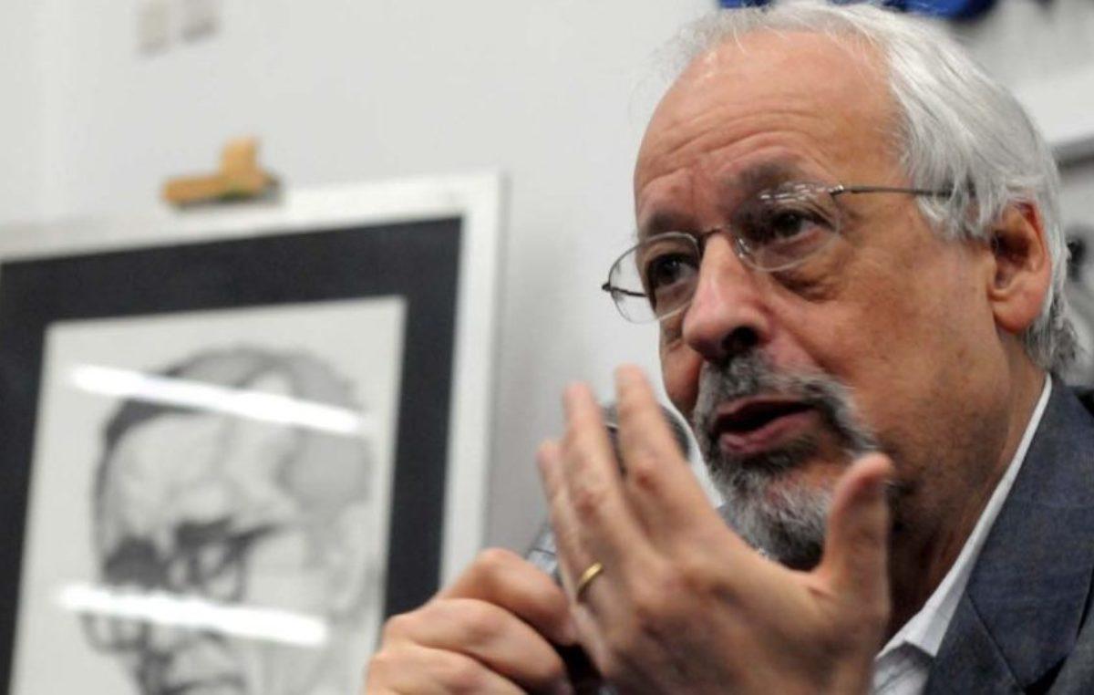 """Con la presentación de su libro """"La libertad no es un Milagro"""", Horacio Verbitsky disertará en la Facultad de Periodismo de La Plata"""
