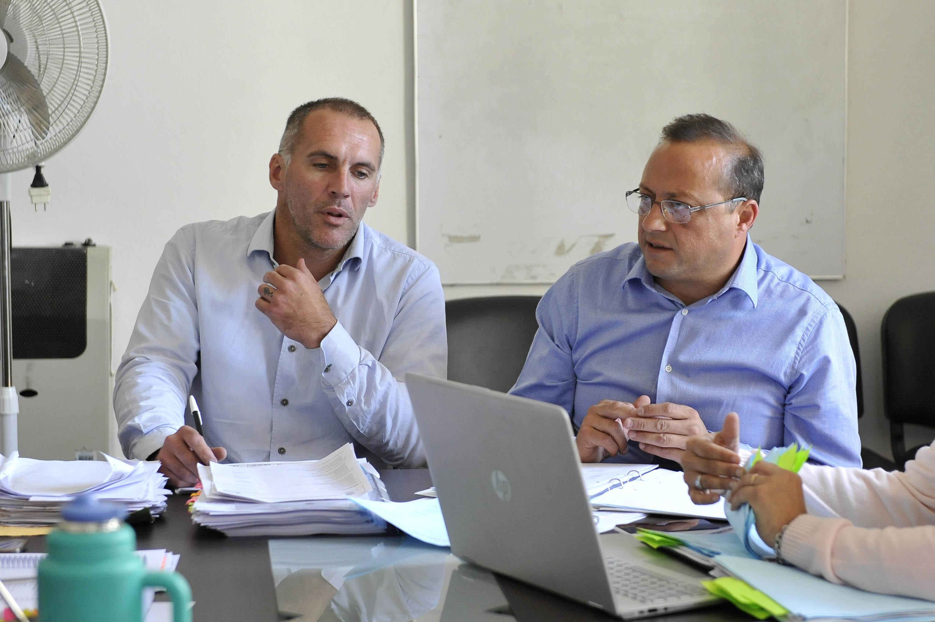 La Plata / En la comisión de hacienda del Concejo Deliberante se comenzó a debatir el presupuesto 2018