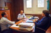 Gral Rodríguez / Kubar recibió al fiscal general Oyhanarte avanzando en la lucha contra el narcotráfico