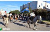 Se llevaron a cabo los festejos por el Día de la Tradición en Hipólito Yrigoyen