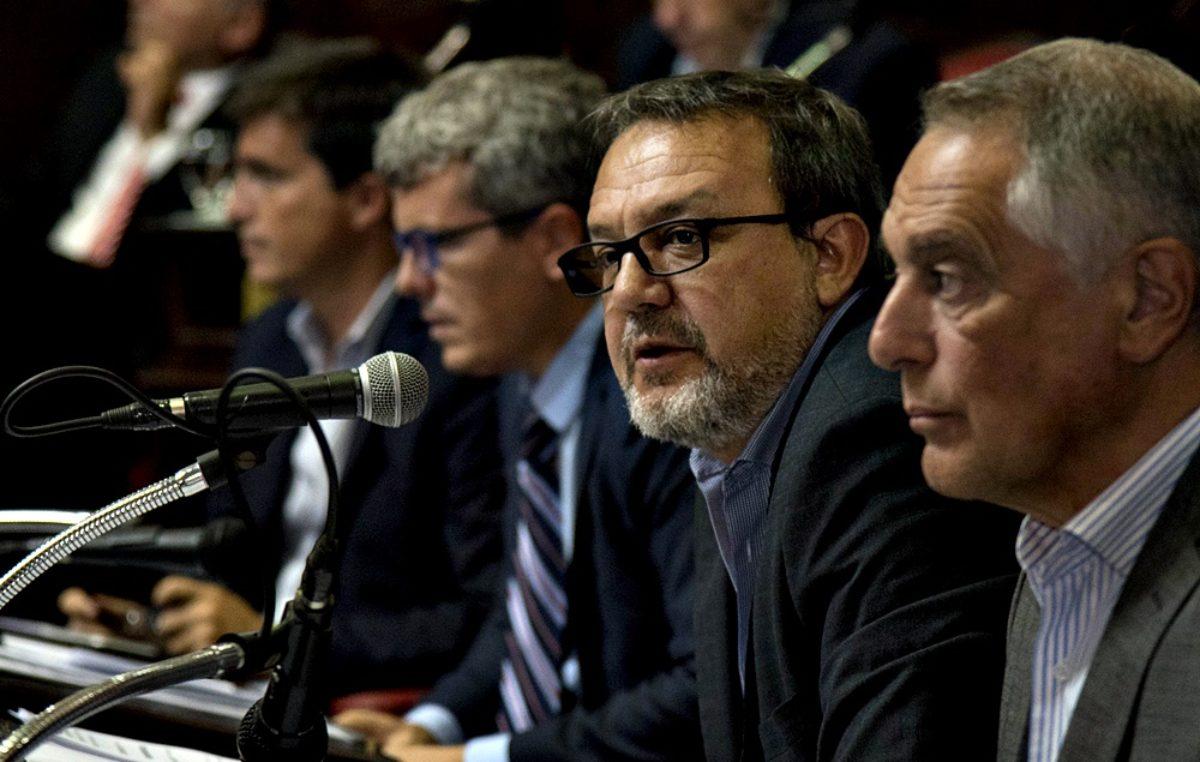 Senado bonaerense: Roberto Costa seguirá presidiendo el bloque Cambiemos