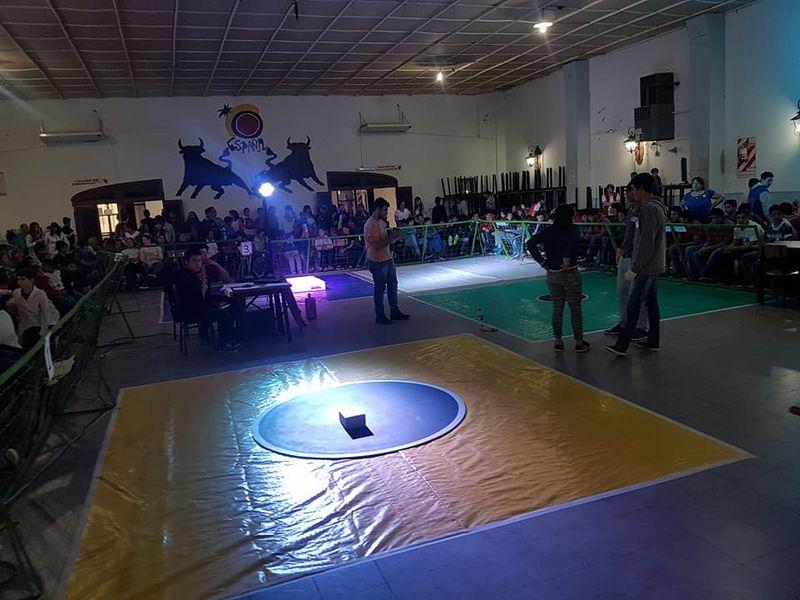 Exhibición robótica 2