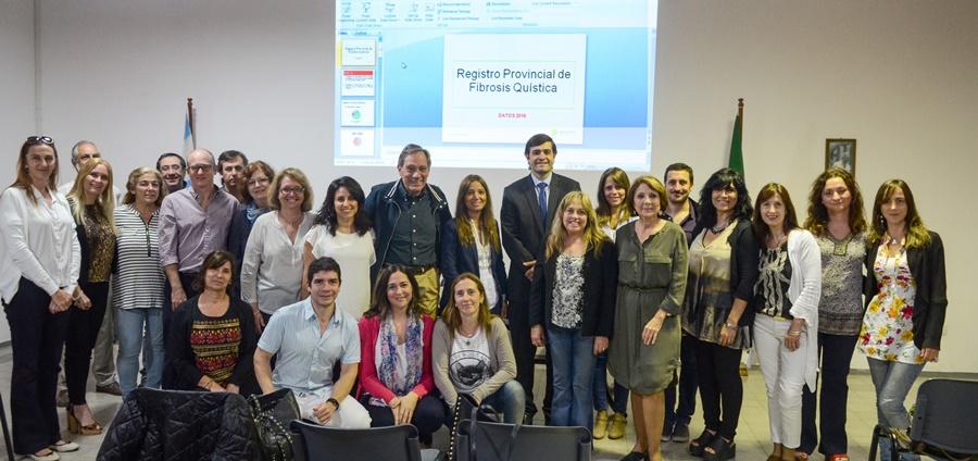 Fibrosis quística: la Provincia busca fortalecer el registro de pacientes, único de Latinoamérica