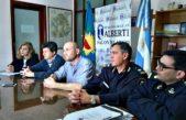 """El intendente de Alberti se reveló y anunció a Ritondo que no enviará policías para el """"Operativo Sol"""""""