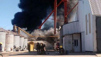 Rivadavia / El municipio deberá dar explicaciones sobre el incendio en la planta de Glencore